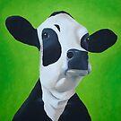 Cow green by Koekelijn