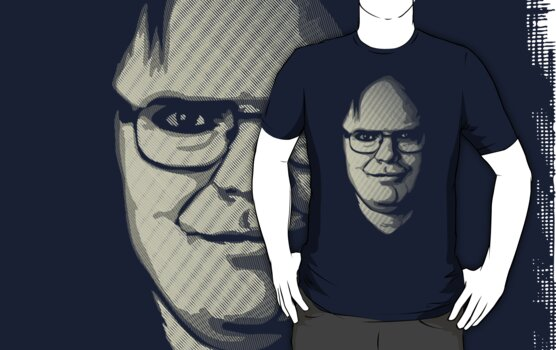 Dwight Schrute by Harry Fitriansyah