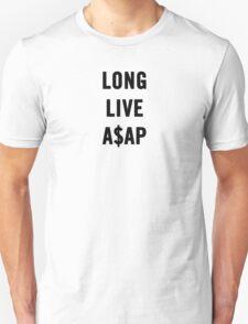 LONG.LIVE.A$AP Unisex T-Shirt