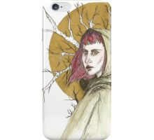 Lady of The Woodlands iPhone Case/Skin