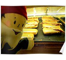 Maple Bacon Gnome Poster