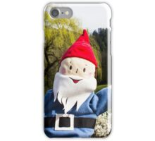 Landscape Gnome iPhone Case/Skin