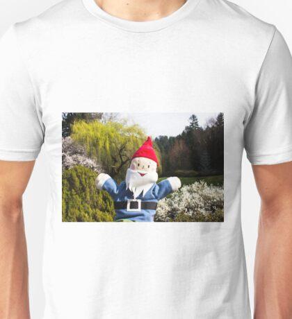 Landscape Gnome Unisex T-Shirt