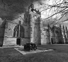 King's College Chapel, Aberdeen University by Martin Slowey