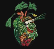Vegetables are good for your heart Baby Tee