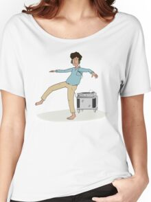 Dancing to the Music Women's Relaxed Fit T-Shirt