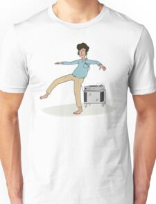 Dancing to the Music Unisex T-Shirt