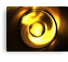 Solar Lens Canvas Print