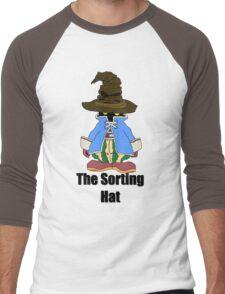 Vivi's Sorting Hat Men's Baseball ¾ T-Shirt