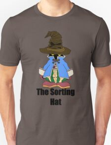 Vivi's Sorting Hat Unisex T-Shirt