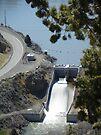 Unity Dam Spillway by BettyEDuncan