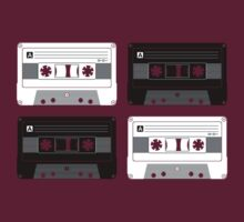 Cassette Tapes by Fiona Reeves