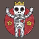 Bone King (Clouds) by DarDuncan