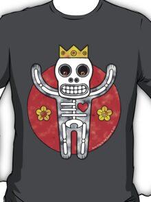 Bone King (Clouds) T-Shirt