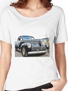 Classic Black Studebaker Women's Relaxed Fit T-Shirt
