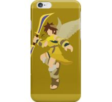 Pit (Yellow) - Super Smash Bros. iPhone Case/Skin