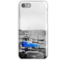 Selective Colour Boats iPhone Case/Skin