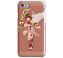 Pit (Orange) - Super Smash Bros. iPhone Case/Skin