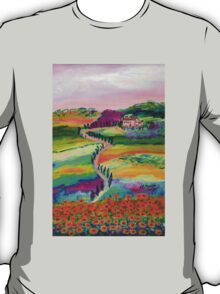 Tuscan countryside T-Shirt