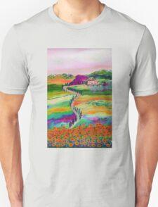 Tuscan countryside T-Shirt