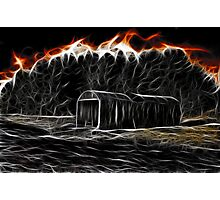 Hellfire Barn Photographic Print