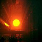 The Eternal Sunrise - Tate Modern Installation by Victoria limerick