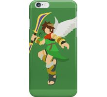 Pit (Green) - Super Smash Bros. iPhone Case/Skin