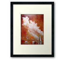 """""""Sailor's Delight"""" Framed Print"""