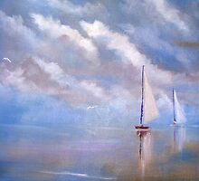 """Tranquility"" by John Shull"