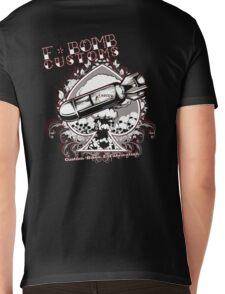 FBOMB CUSTOMS_SPADE Mens V-Neck T-Shirt