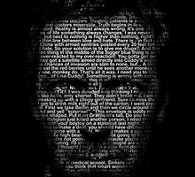 House MD made with text by sandyeates