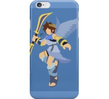 Pit (Blue) - Super Smash Bros. iPhone Case/Skin