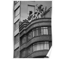 Sydney CBD Architecture Poster