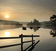 Knapps Loch by Maria Gaellman