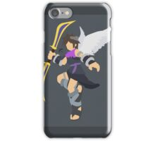 Pit (Dark) - Super Smash Bros. iPhone Case/Skin