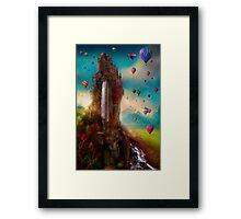 The Festival of Hin Chang Tor Framed Print