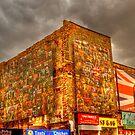 Camden High Street  by John Hare