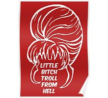 Little Bitch Troll From Hell 2 Poster