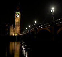 Westminster Bridge by nick board