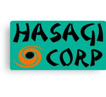 Hasagi Corporation by Yasuo Canvas Print