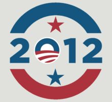 Obama 2012 Election T-Shirt by Greg B