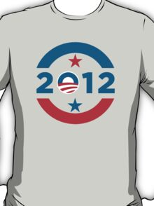 Obama 2012 Election T-Shirt T-Shirt