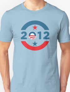 Obama 2012 Election T-Shirt T-Shirt
