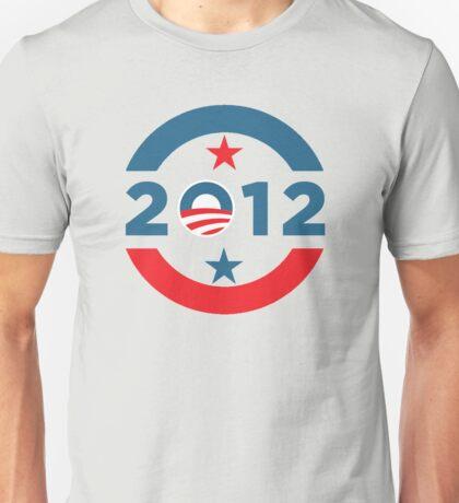 Obama 2012 Election T-Shirt Unisex T-Shirt