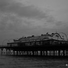 Cleethorpes Pier, UK.  by Mike Topley