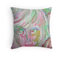 Who Are They? Throw Pillow