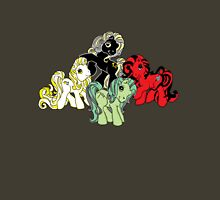 Four Little Ponies of the Apocalypse Unisex T-Shirt