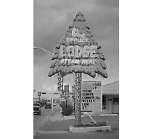 Route 66 - Gallup, New Mexico Photographic Print