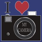 I love my camera by dedmanshootn