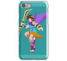 Pit (Cyan) - Super Smash Bros. iPhone Case/Skin